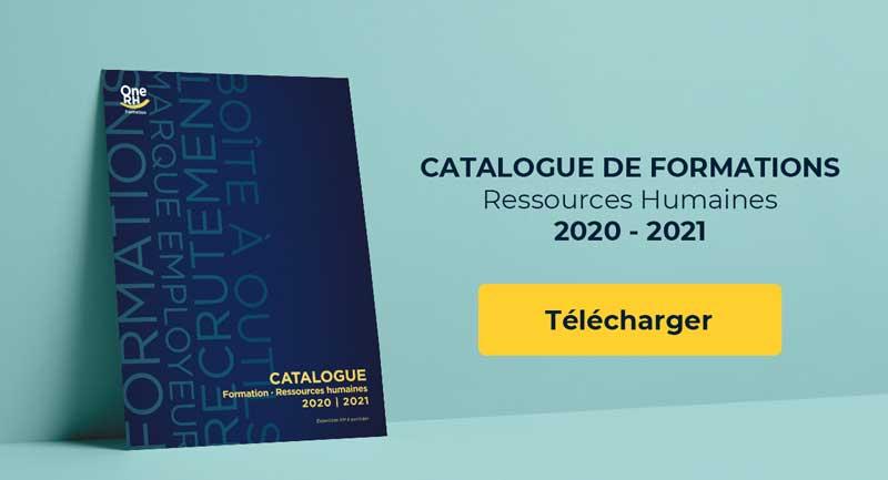 Catalogue de formations RH